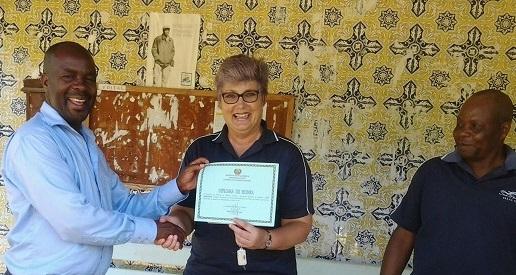 SMBC Receives Diploma of Honour