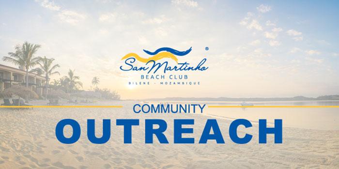 San Martinho Beach Club™ Cares for the Community